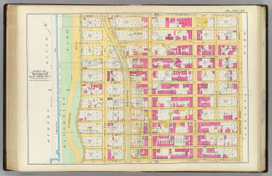 Pl. 37: ward 12. / (Bromley, George Washington; Bromley, Walter Scott) / 1891