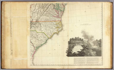 A map of the United States of North America. Drawn from a number of critical researches by A. Arrowsmith, Hydrographer to H.R.H. the Prince of Wales. (Sheet 1). No. 10 Soho Square. London, Published as the Act directs by A. Arrowsmith, no. 10 Soho Square -- Jan. 1st, 1796, additions to 1802.