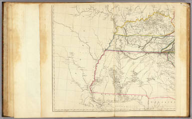 (A map of the United States of North America. Drawn from a number of critical researches by A. Arrowsmith, Hydrographer to H.R.H. the Prince of Wales. Sheet 2). London, Published as the Act directs by A. Arrowsmith, no. 10 Soho Square -- Jan. 1st, 1796, additions to 1802.