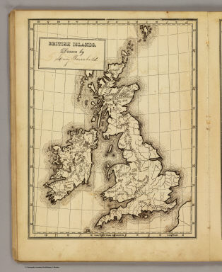 British Islands. / Fitch, George W.; Fairchild, Lucy / 1850