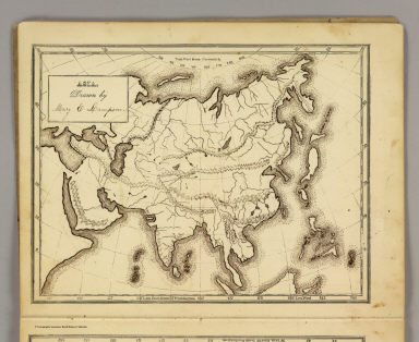Asia. / Fitch, George W.; Lampson, Mary E. / 1850