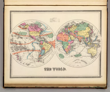 The world. / Lloyd, H. H. / 1873