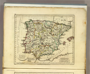 Spain, Portugal. / Patteson, Edward / 1804