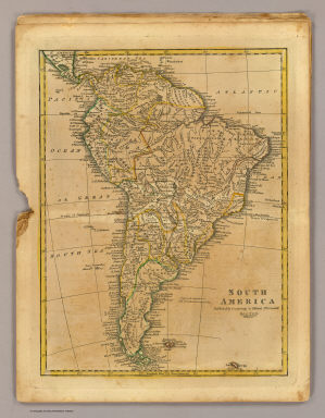 South America. / Cummings, J. A. (Jacob Abbot) / 1821
