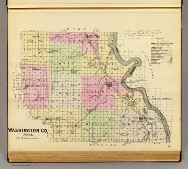 Washington Co. / Everts & Kirk / 1885