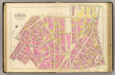 Part of wards 6 & 8, city of Boston. (1895)