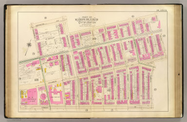 Part of wards 10, 12 & 18, city of Boston. (1895)