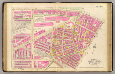 Part of wards 7, 10 & 11, city of Boston. (1895)