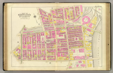 Part of wards 7, 9 & 10, city of Boston. (1895)