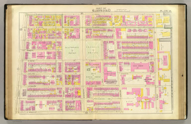 Part of wards 9 & 12, (city of Boston. 1895)