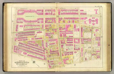 Part of wards 12, 17 & 18, city of Boston. (1895)