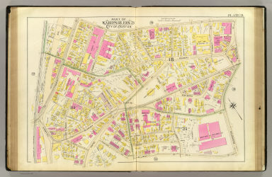 Part of wards 18, 19 & 21, city of Boston. (1895)