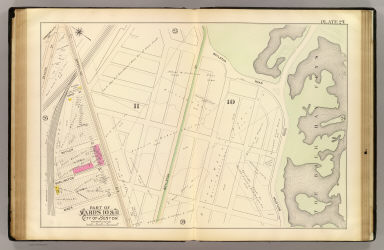 Part of wards 10 & 11, city of Boston. (1895)