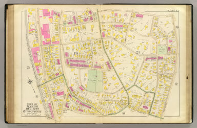 Part of wards 19, 21 & 22, city of Boston. (1895)
