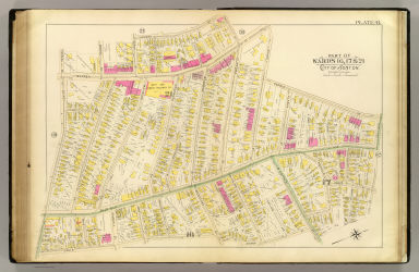 Part of wards 16, 17 & 21, city of Boston. (1895)
