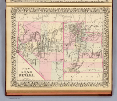 Nevada Indian Tribes Map Submited Images