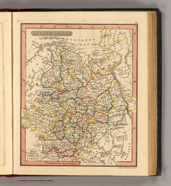 Russia In Europe. / (Thomas, Joseph, publisher); Fenner, Rest. / 1835