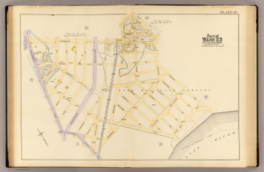 16, ward 23. / (Bromley, George Washington; Bromley, Walter Scott; G.W. Bromley & Co.) / 1893