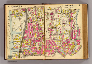 4-5 Yonkers. / (G.W. Bromley & Co.) / 1914