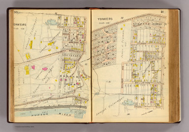 30-31 Yonkers. / (G.W. Bromley & Co.) / 1914