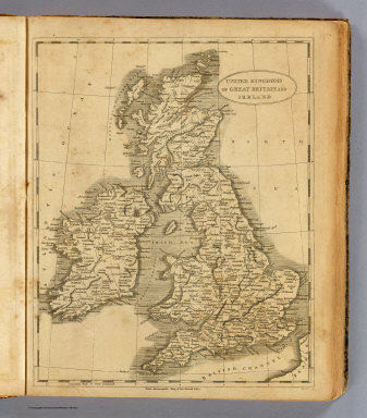 United Kingdoms. / Arrowsmith, Aaron; (Lewis, Samuel) / 1812