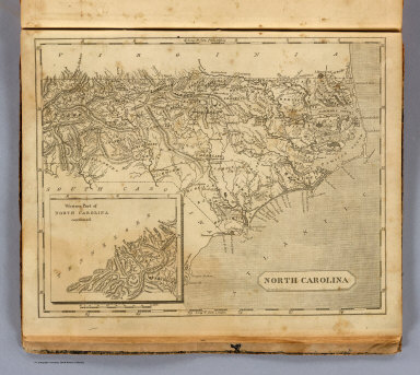 North Carolina. / (Arrowsmith, Aaron); Lewis, Samuel / 1812