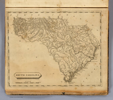 South Carolina. / (Arrowsmith, Aaron); Lewis, Samuel / 1812