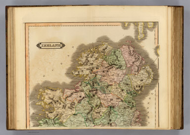 Ireland (northern) / Lizars, Daniel / 1831