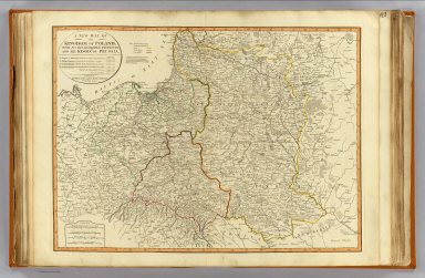 Poland, Prussia. / (Kitchin, Thomas); Robert Laurie & James Whittle / 1799