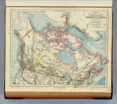 Canada. / Letts, Son & Co. / 1883