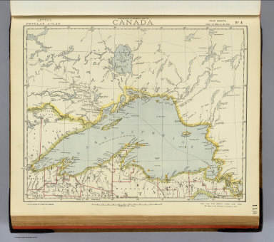 Canada 4. / Letts, Son & Co. / 1883
