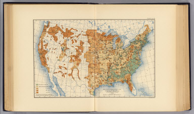The predominating sex of the United States at the twelfth census, 1900. Compiled by Henry Gannett, Geographer. (United States Census Office, 1903). Julius Bien & Co., N.Y.