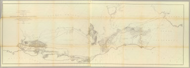 General Map of Explorations and Surveys in California made under the direction of the Hon. Jefferson Davis, Secretary of War by Lieut. R.S. Williamson, Topogl. Engr. assisted by Lieut. J.G. Parke, Topl. Engr. and Mr. Isaac Williams Smith, Civ. Engr. 1853. Explorations and Surveys for a Rail Road Route from the Mississippi River to the Pacific Ocean. War Department. Routes in California to connect with the routes near the 32nd and 35th parallels. Engr. by Selmar Siebert.