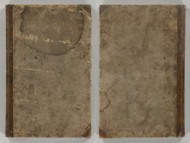 (Covers to) A General Collection Of Maps, Charts, Views, &c. ... Philadelphia. 1824.