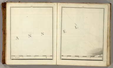 (Cary's New Map of England And Wales, With Part Of Scotland). Sheets 7-8.