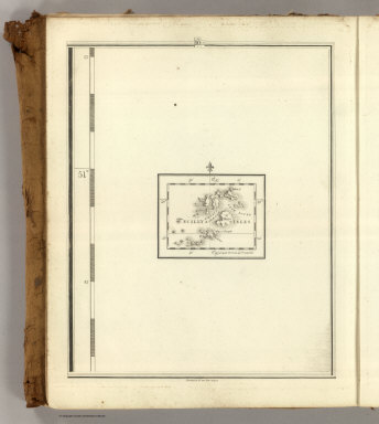 (Cary's New Map of England And Wales, With Part Of Scotland). Sheet 10.