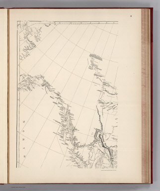 (Facsimile) (Arrowsmith's America - northwestern portion). Photo. Lith. by A. Hoen & Co. Baltimore, MD.