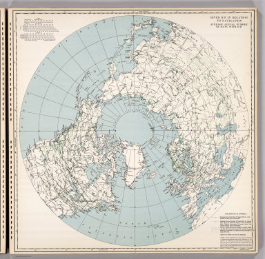 River Ice in Relation to Navigation, Average Annual Number of Days with Ice.