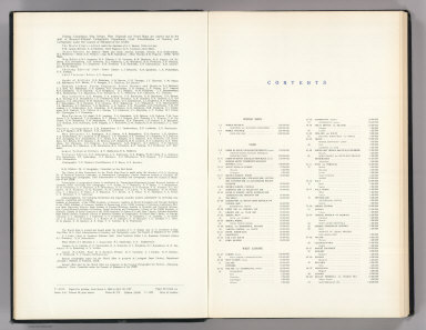 (Text Page) Editorial Board (continued). Contents.