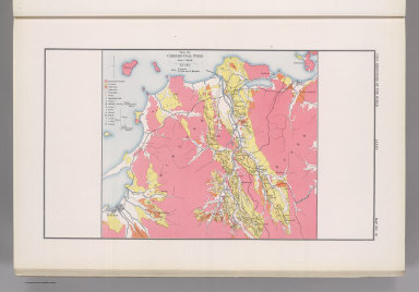 Coal Resources of the World. Japan. Map No. 16. Plate III. Chikuho Coal Field. After F. Suzuki, C. Kido and S. Matsuda.