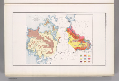 Coal Resources of the World. Japan. Map No. 17. Plate IV. Karatsu and Sasebo Coal Fields. After Y. Otsuki.
