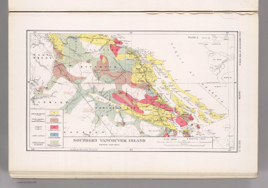 Coal Resources of the World. Canada. Map No. 27. Plate 8. Southern Vancouver Island, British Columbia.