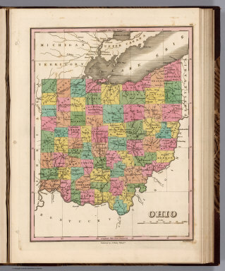 Ohio. Young & Delleker Sc. Published by A. Finley Philada.