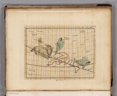 Plate 9. (Constellations near Pisces).