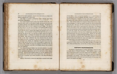 (Text Page) Canis Major - the Great Dog (continued). Sceptrum Brandenbergium.