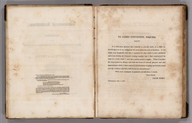 (Text Page) (Copyright filing and Dedication pages).