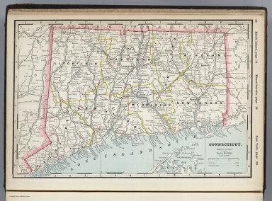 Browse All Railroad From David Rumsey Historical Map - 1889 us railroad map