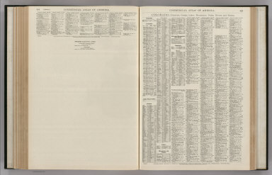 (Text Page) Arizona - Counties, Indian Reservations, Lakes, Mountains, Rivers, Towns, Etc. Colorado - Counties, Creeks, Lakes, Mountains, Peaks, Rivers, and Towns.