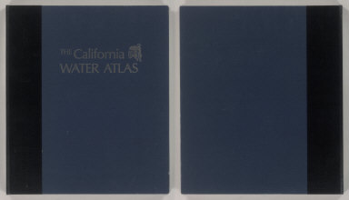 (Cover to) The California Water Atlas.