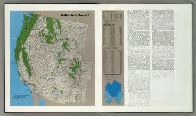 California in Context. Chapter 1. California's Water in Context (continued).